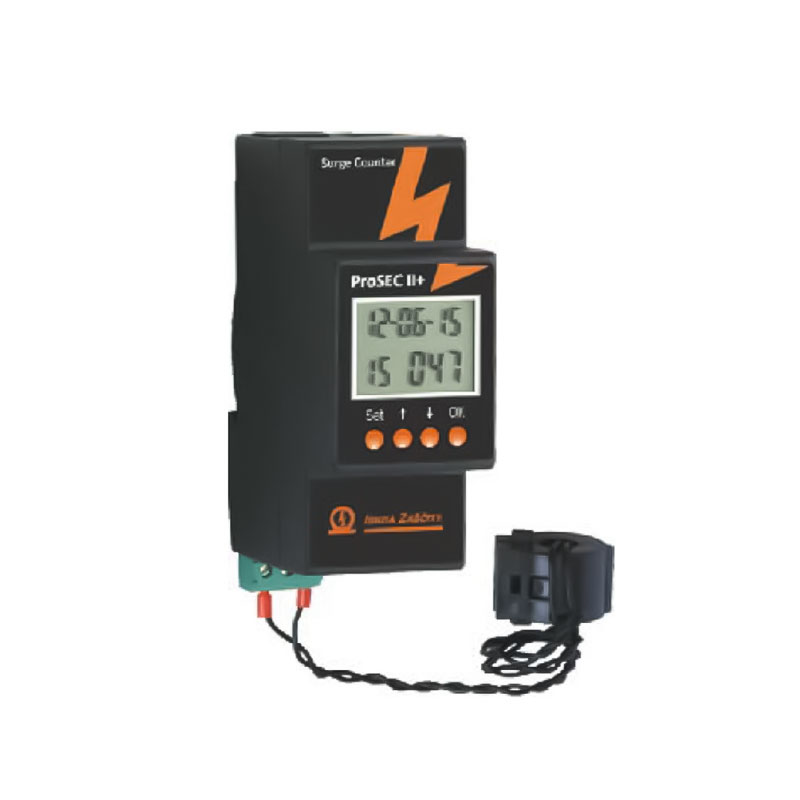 Surge and Lightning Counter ProSEC II+ Iskra