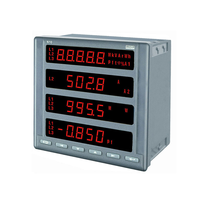 3 Phase Power Meter : Three phase power network meter