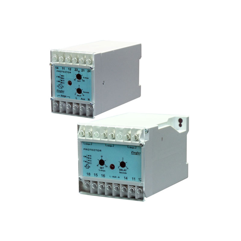Ziegler AC Current Protection Relay