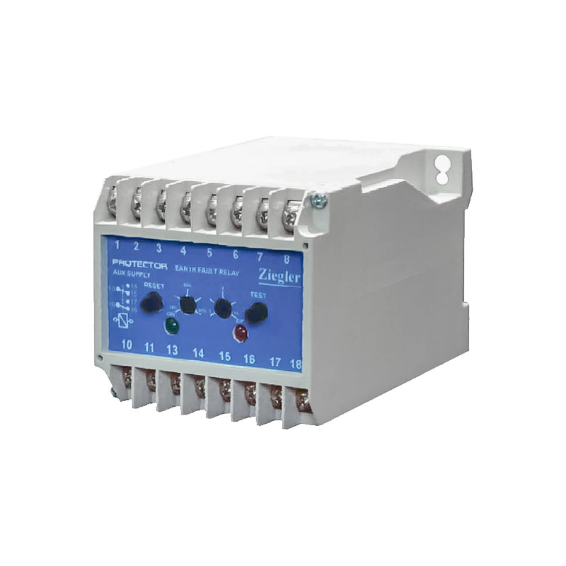 Ziegler DC Voltage Relay (Earth Fault Relay)