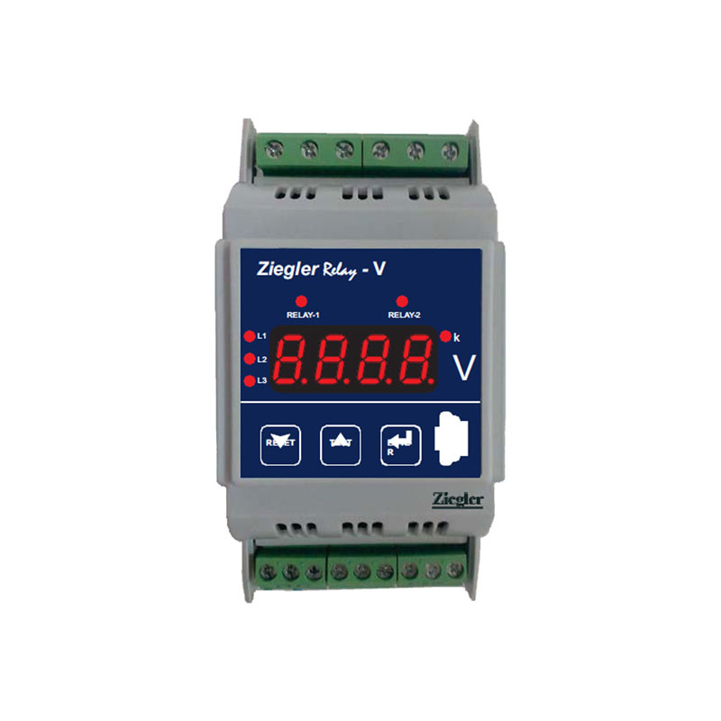 PR3 voltage protection relay-Ziegler