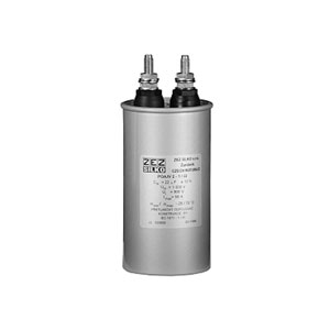 Cylindrical case Commutating capacitor POAJV 1-1/45