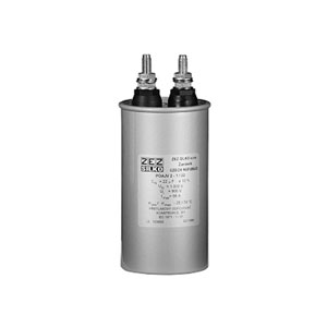 Cylindrical case Commutating capacitor POAJV 1-1/60