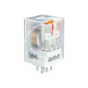 2 Contacts Relay with coil 110V AC