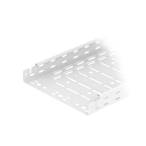 Cable Tray Systems side height 60 pure white