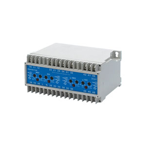 Ziegler Combined Voltage and Frequency Relay