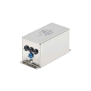 Compact Three-phase and Neutral Line Filter for High Frequency Attenuation