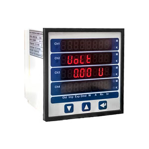 DC Multifunction meter