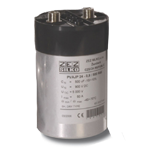 DC link cylindrical capacitor PVAJP 24-1,2/200