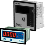 Digital Panel Ammeter/Voltmeter