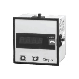 Panel Power factor meter