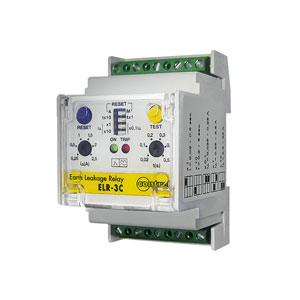 Earth Leakage Relay ELR-3C