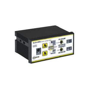 Panel Earth leakage relay ELR-4 / ELR-m4