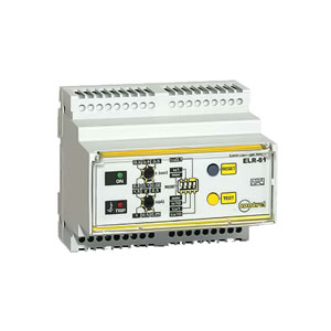 Earth leakage relay ELR-62/ELR-M62