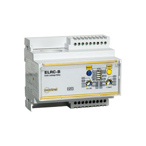 Earth leakage relay - Compact ELRC-B