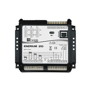 ENERIUM 210 multi utility data logger
