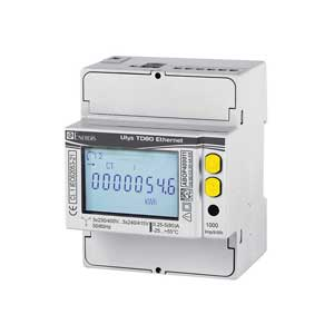 Energy meter for three phase networks ULYS TD80