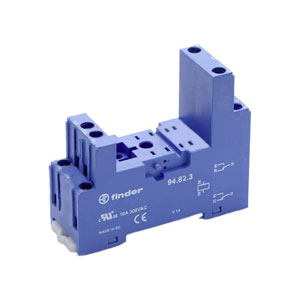 Finder Socket relay series 94