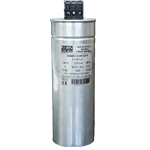 Gas Filled Capacitor 12.5kvar