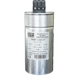 Gas Filled Capacitor 2.5kvar