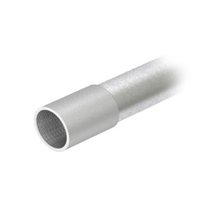 Hot-dip galvanised steel pipe