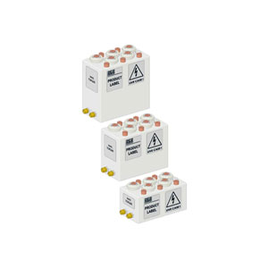 Induction heating capacitors FRJJS 1501/02/03/04 Series