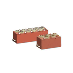 Induction heating capacitors FRJJS 1901/02/03/04 Series