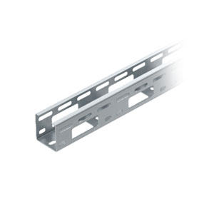 Luminaire support channel