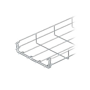 Hot dip galvanised Mesh Cable Tray  Side Height 55mm