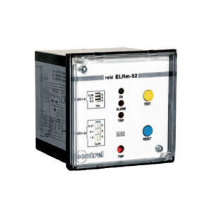 Panel Earth leakage relay ELR-5/ELR-m5