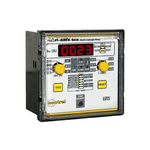 Panel Earth leakage relay ELR-8