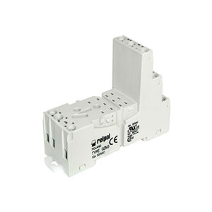 Plug in socket for R3N series relay type GZM3