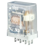 Miniature industrial relay series R2M