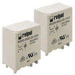 RS industrial relays for solar systems
