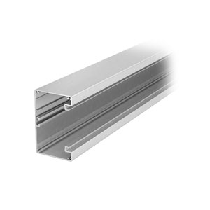 Rapid 80 aluminium  trunking type GA-S70110