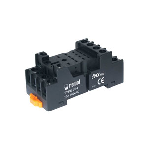 Relay socket type GS4