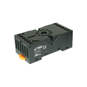 Relay socket type GZP11