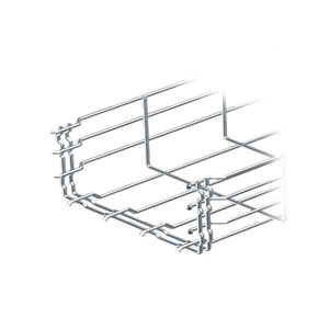 Stainless steel Mesh Cable Tray  Side Height 105mm