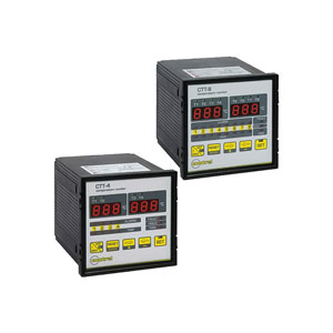 Temperature monitor devices CTT