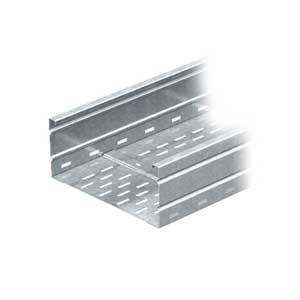 Wide Span Cable Tray side height 160 mm
