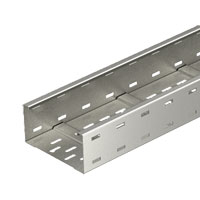 Wide Span Stainless Steel cable tray