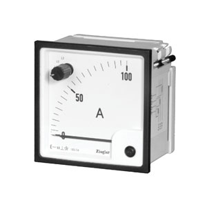 Analog Voltmeter/Ammeter with Selector Switch