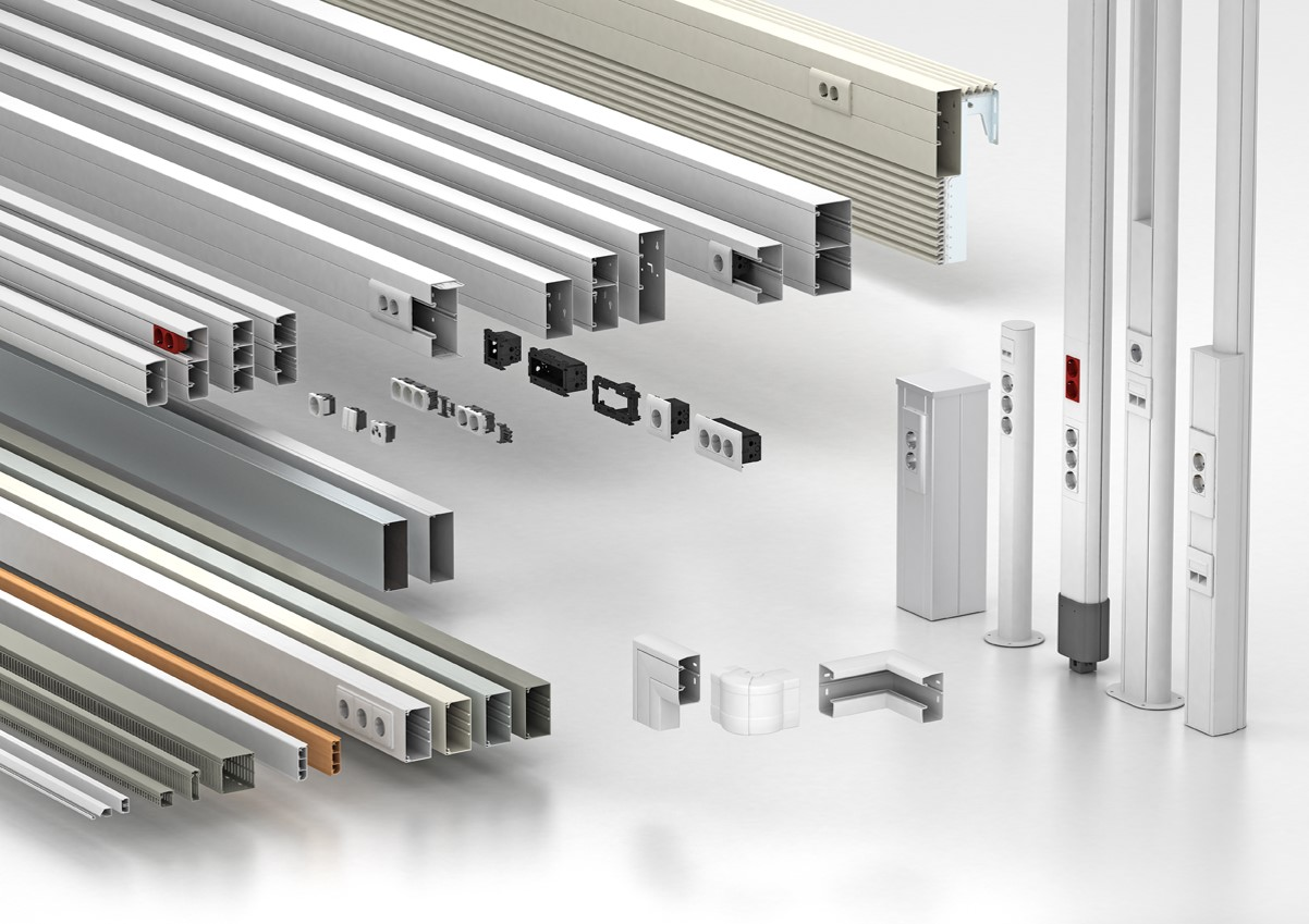OBO - Cable routing systems (LFS)
